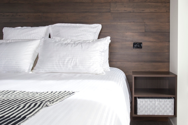 Bedroom finishing timbers by DRK Kitchens
