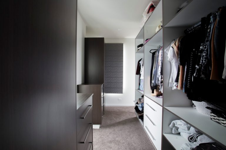 Bedroom Wardrobes by DRK Kitchens