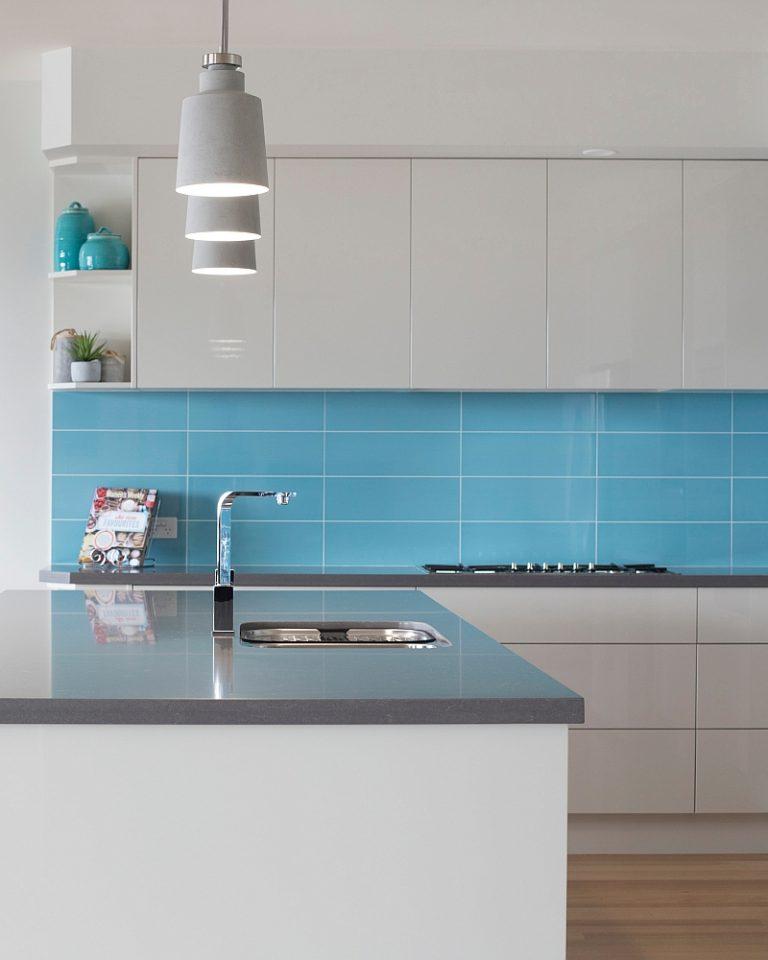 Modern kitchen design by Ulladulla kitchen designer