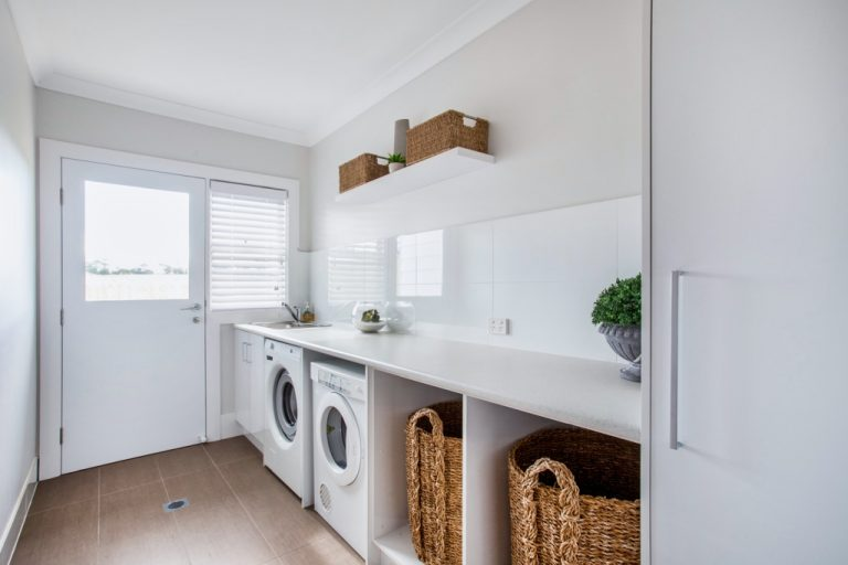 Laundry by DRK Kitchens