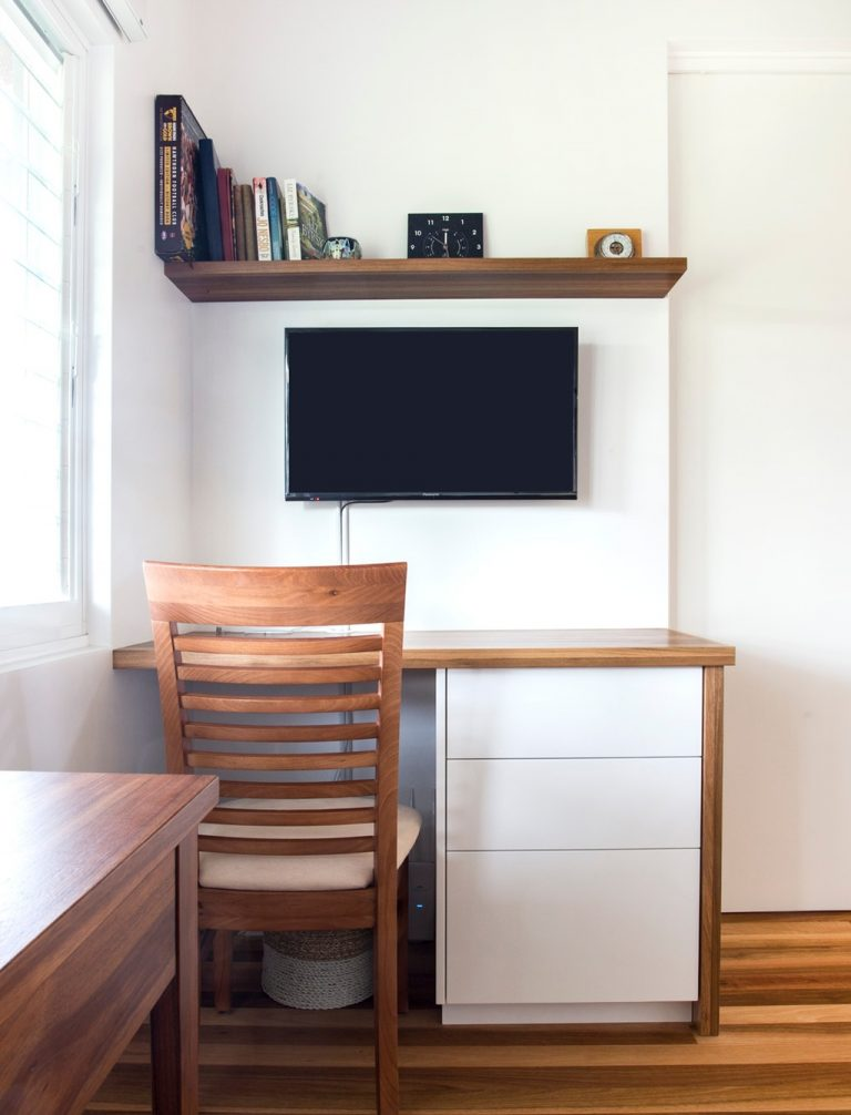 Study Nook by DRK Kitchens